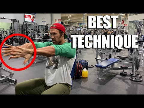 Build Big Shoulders With These Exercises (never seen before) | Mike O'Hearn