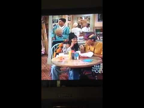 Tupac on A Different World