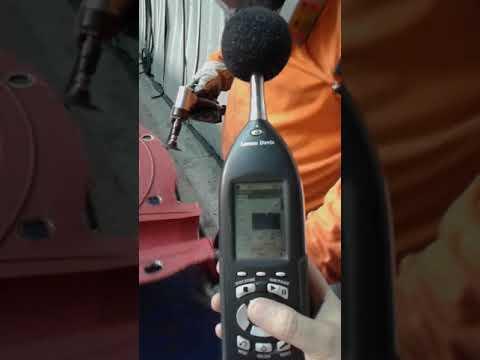 Dosimetria de Ruido y Medición de Ruido con Sonómetro