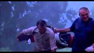 Caddyshack - Bishop golfing - this is the best game of my life - there is no god