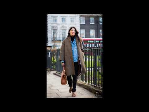 Caroline Ribeiro Street wear / Street Snap / Fashion Recommend to you