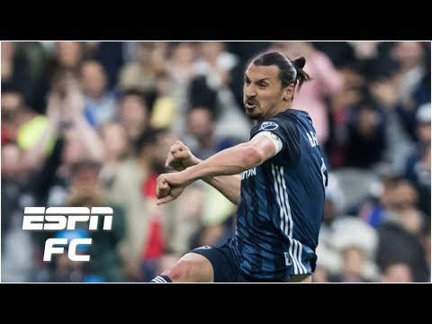 Zlatan scores again as LA Galaxy beats Vancouver Whitecaps | MLS Highlights