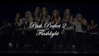 Pitch Perfect 2 - Flashlight (Slow version with lyrics)