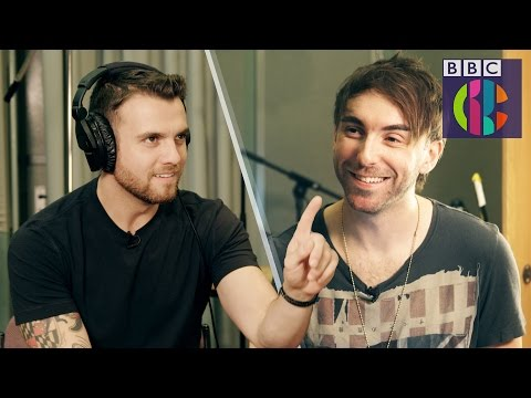 All Time Low play 'Say What?' | CBBC Official Chart Show