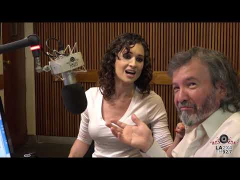 "<h3 class=""list-group-item-title"">Carolina Winograd con Luis Tarantino canta """"Mano a mano""</h3>"