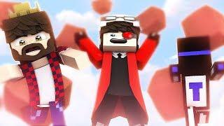 СЛОЖНАЯ ИГРА НА ЛОГИКУ! ДРУЗЬЯ СОРЕВНУЮТСЯ В ЛОГИКЕ! Minecraft Spread