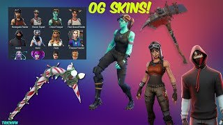How To Get ANY OG Fortnite Skin! *FREE*