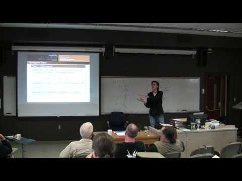 Scott Lindstrom: Continued Logarithms and Associated Continued Fractions
