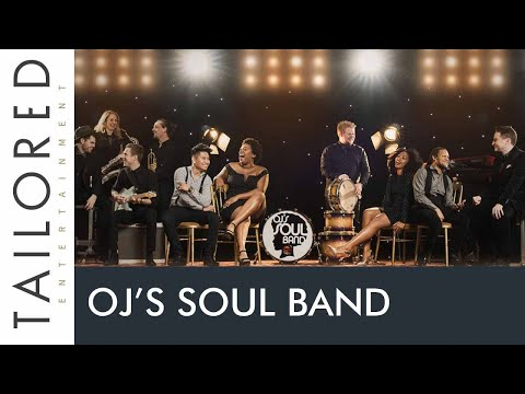 OJ's Soul Band - 'Just The Way You Are'