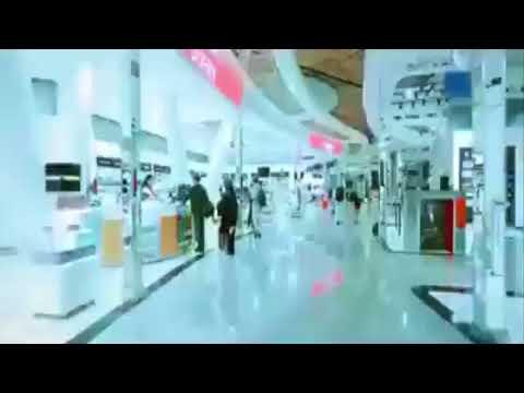 Der größte Flughafen der Welt 2018