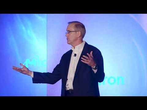 Micron Keynote at Flash Memory Summit 2017