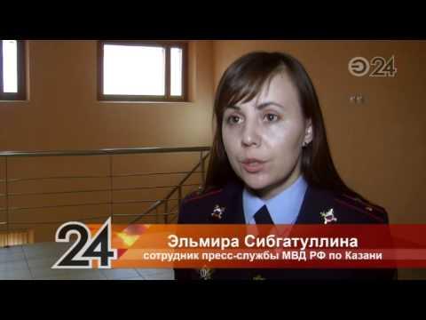В Казани парень украл детскую коляску и велосипед