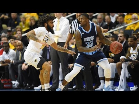 #NCAAB | Atlantic 10 Championship Final #4 Rhode Island vs VCU [3/12/2017]