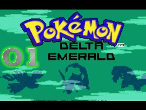Pokemon Delta Emerald Part 1