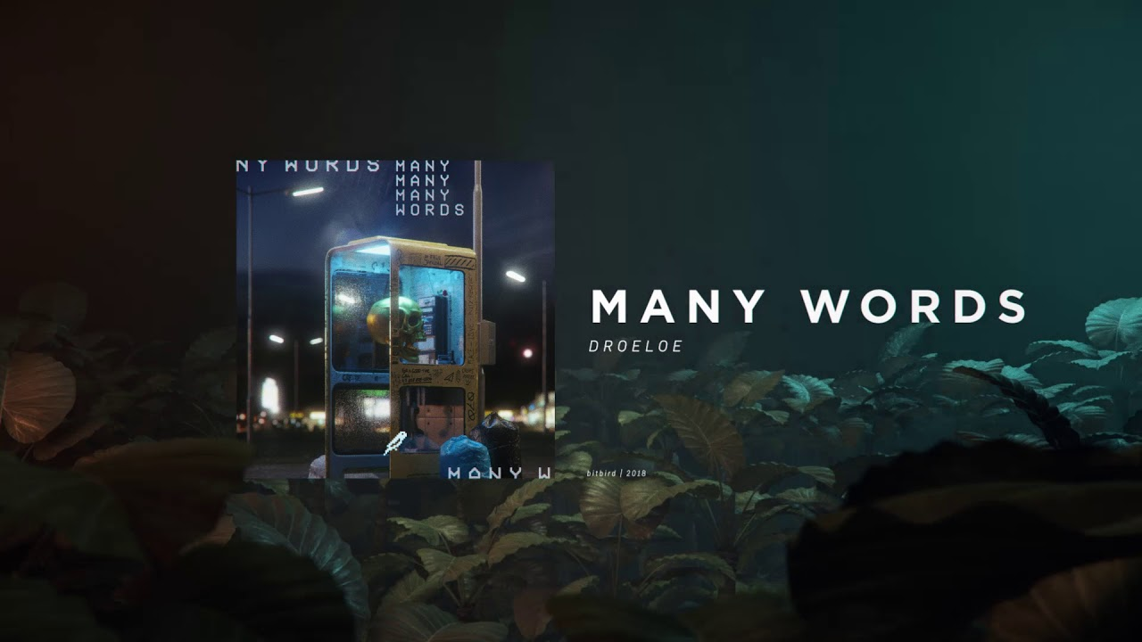 Download DROELOE - Many Words (Official Audio)