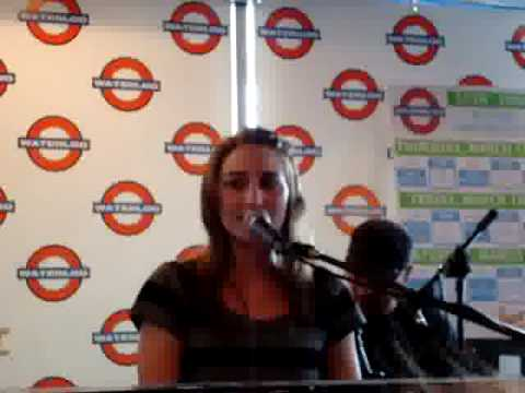 Sara Bareilles Live  I'm not going to write you a love song