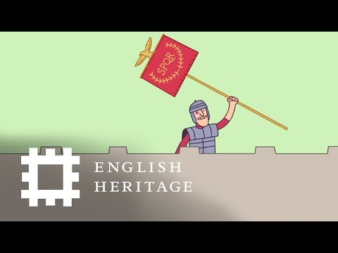 Why Was Hadrian's Wall built?