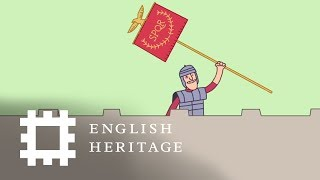 Why Was Hadrian's Wall Built?   Animated History