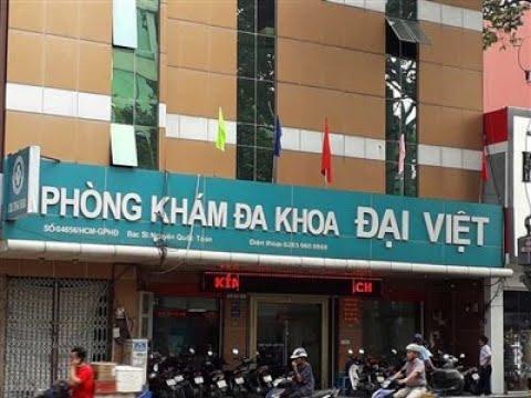 Phòng khám Đa khoa Đại Việt bị phạt 38 triệu đồng
