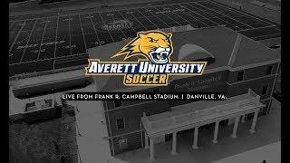 Averett men's soccer vs. Pfeiffer
