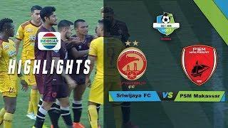 Sriwijaya FC (0) vs (0) PSM Makassar - Full Highlight | Go-Jek Liga 1 bersama Bukalapak
