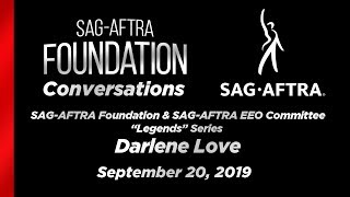 SAG-AFTRA Foundation & SAG-AFTRA EEO Committee Present: Legends Series: Darlene Love