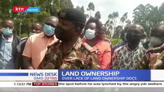Rift Valley regional coordinator raises concern over lack of land ownership documents