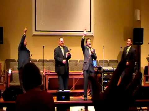 Hearts Song Quartet, Oh What A Savior