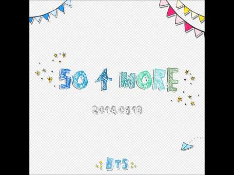 BTS – So 4 More