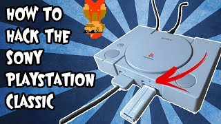 How To Hack The Playstation Classic