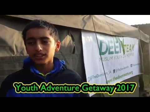 Youth Adventure Getaway Oct 2017   The Deen Team