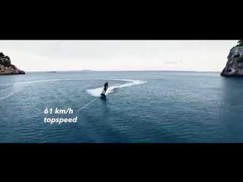 Curf Preview and Interview - the most powerful Electric Jetboard? (Tour S2E4)