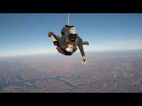 Skydive Tennessee Angel Agee