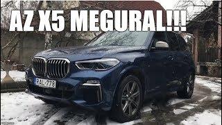 BMW X5 M50d technika - figyelj, mert bármit eltapos (cikk hamarosan)