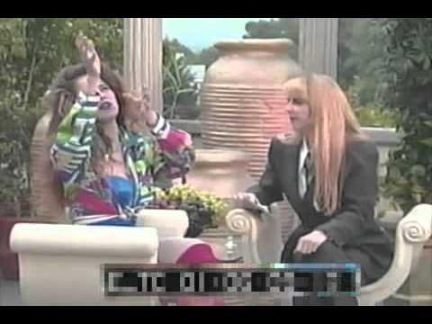 Shanik Berman entrevista a Gloria Trevi
