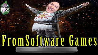 Fromsoftware Games