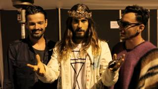 30 Seconds To Mars - LOVE + LUST - Russian Tour 2015