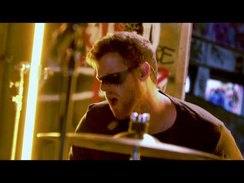 Flombus Drums feat. Kyle Harris  Ben Levin