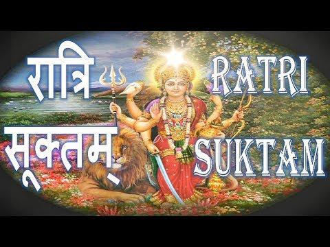 tantrokt-ratri-suktam---meaning-&-lyrics-तन्त्रोक्त-रात्रि-सूक्तम्