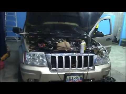jeep grand cherokee wj 2003 no enciende (sin códigos de falla