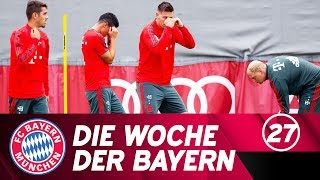 Die Woche der Bayern: Angriffslust vor Leverkusen & Leon Goretzka im Fokus | Ausgabe 27