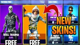 Fortnite Battle Royal Livestream *NEW CHOMP SR. SKIN* GIFTING SYSTEM COMING SOON? (PRO PLAYER)