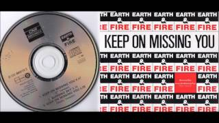 Watch Earth  Fire Keep On Missing You video