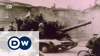 Венгрия-1956: подавление протестов в Будапеште