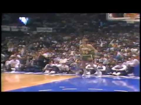 Tom Chambers - 1987 NBA Slam Dunk Contest