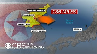 Trump downplays new missile tests from North Korea