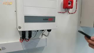 W materiale krok po kroku prowadzimy Państwa przez pierwsze uruchomienie falownika SolarEdge Bądź na bieżąco z nowościami w Keno i polub nas na ...