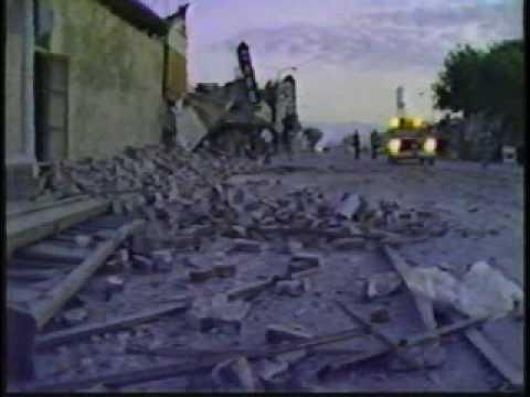 BAY AREA NEWS REPORTS EARTHQUAKE '84