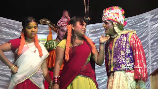 Village Recording Stage Dance in Telugu