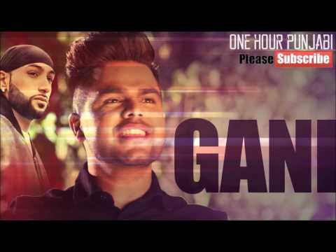 Gani | Akhil Feat Manni Sandhu - ONE HOUR